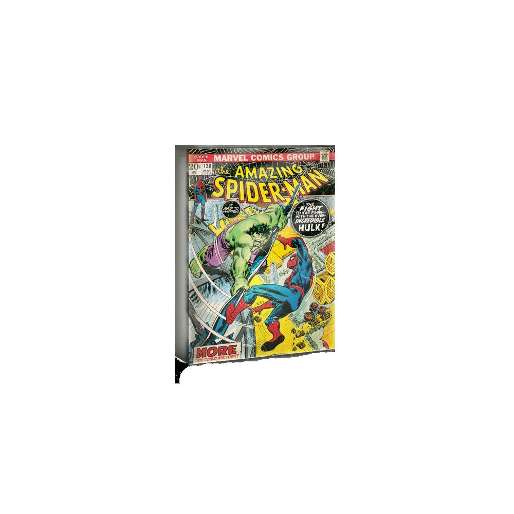 Luminart: Amazing Spider-Man #120