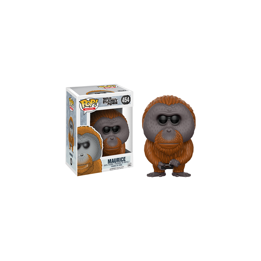 Funko Pop: War For The Planet Of The Apes - Maurice