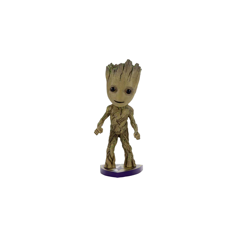 Figurină: Guardians of the Galaxy Vol. 2- Head Knocker Bobble-Head Groot