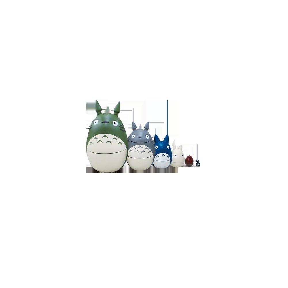 Păpuși rusești: My Neighbor Totoro