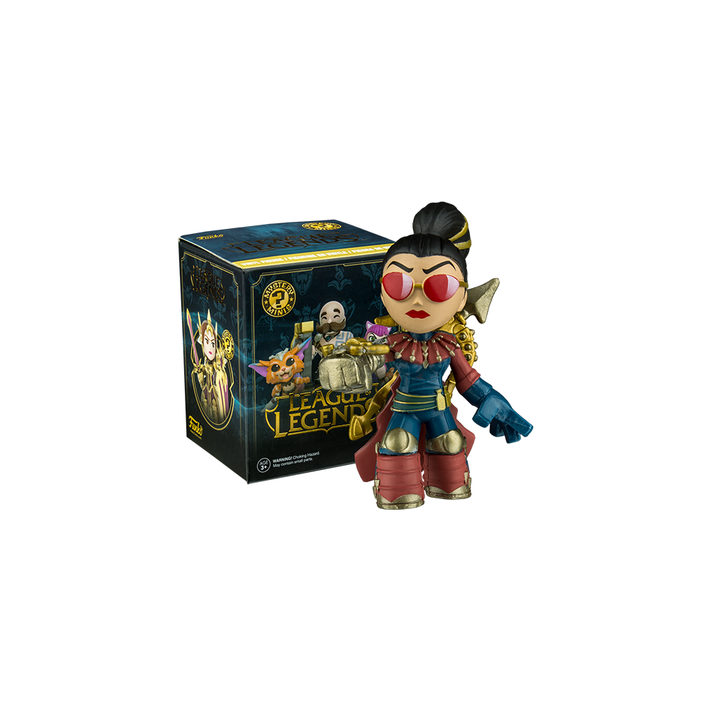 Funko Pop Mystery Mini Blind Box: League of Legends