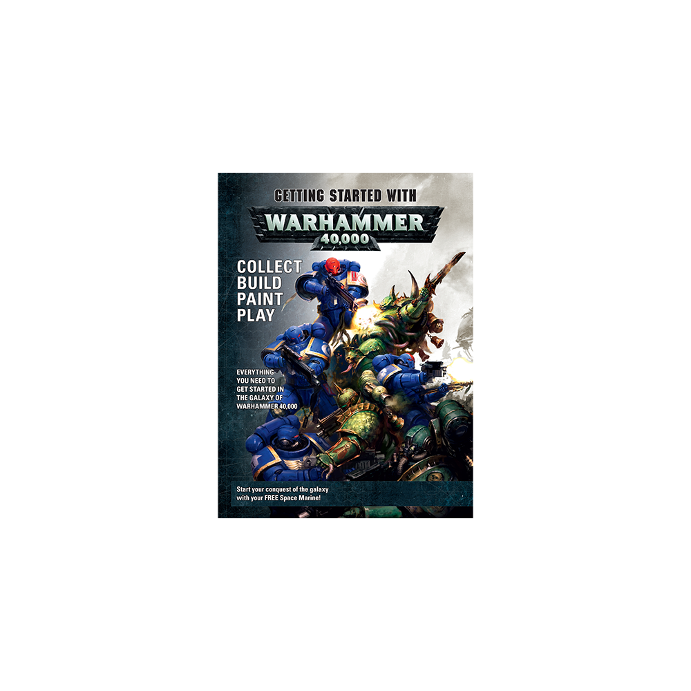 Warhammer: Getting Started with Warhammer 40.000