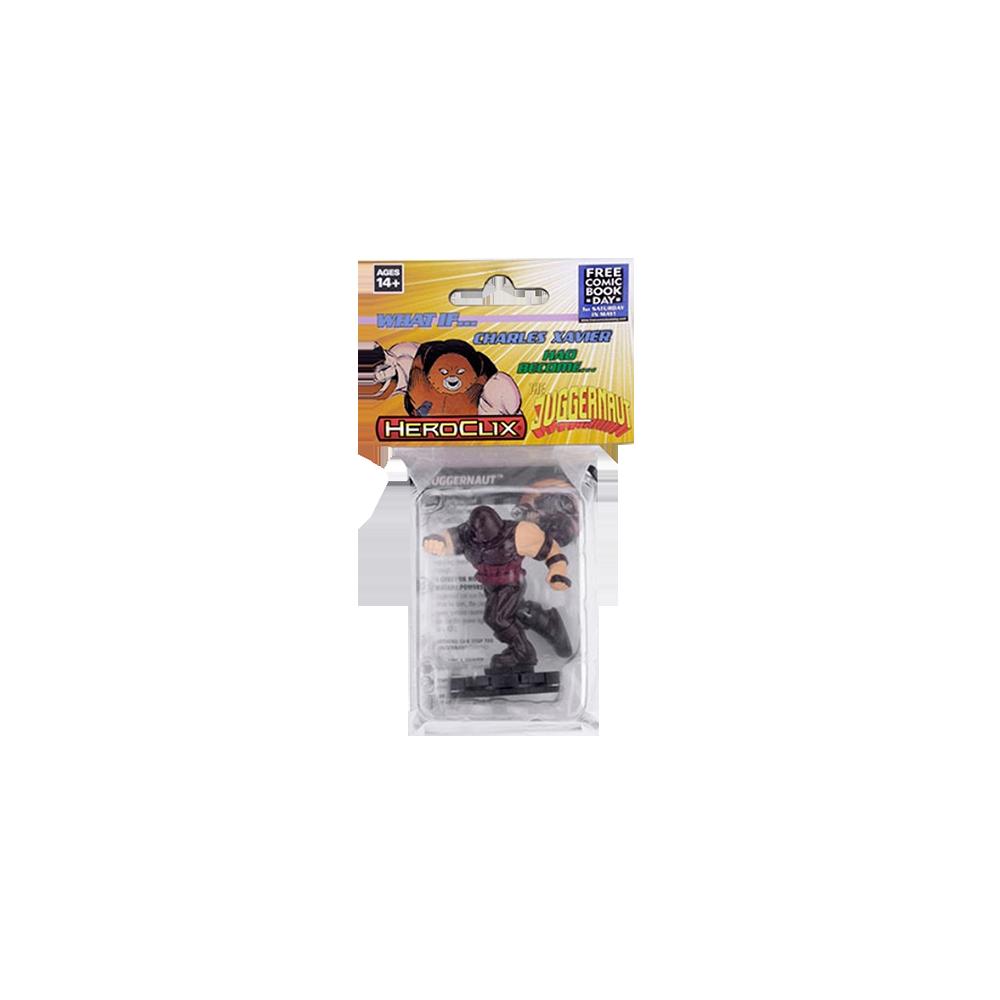 FCBD 2017 Marvel Heroclix: Exclusive Figure - Juggernaut
