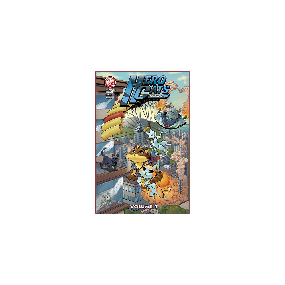 Hero Cats TP Vol 01