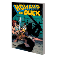 Howard The Duck TP Vol 01 Complete Collection