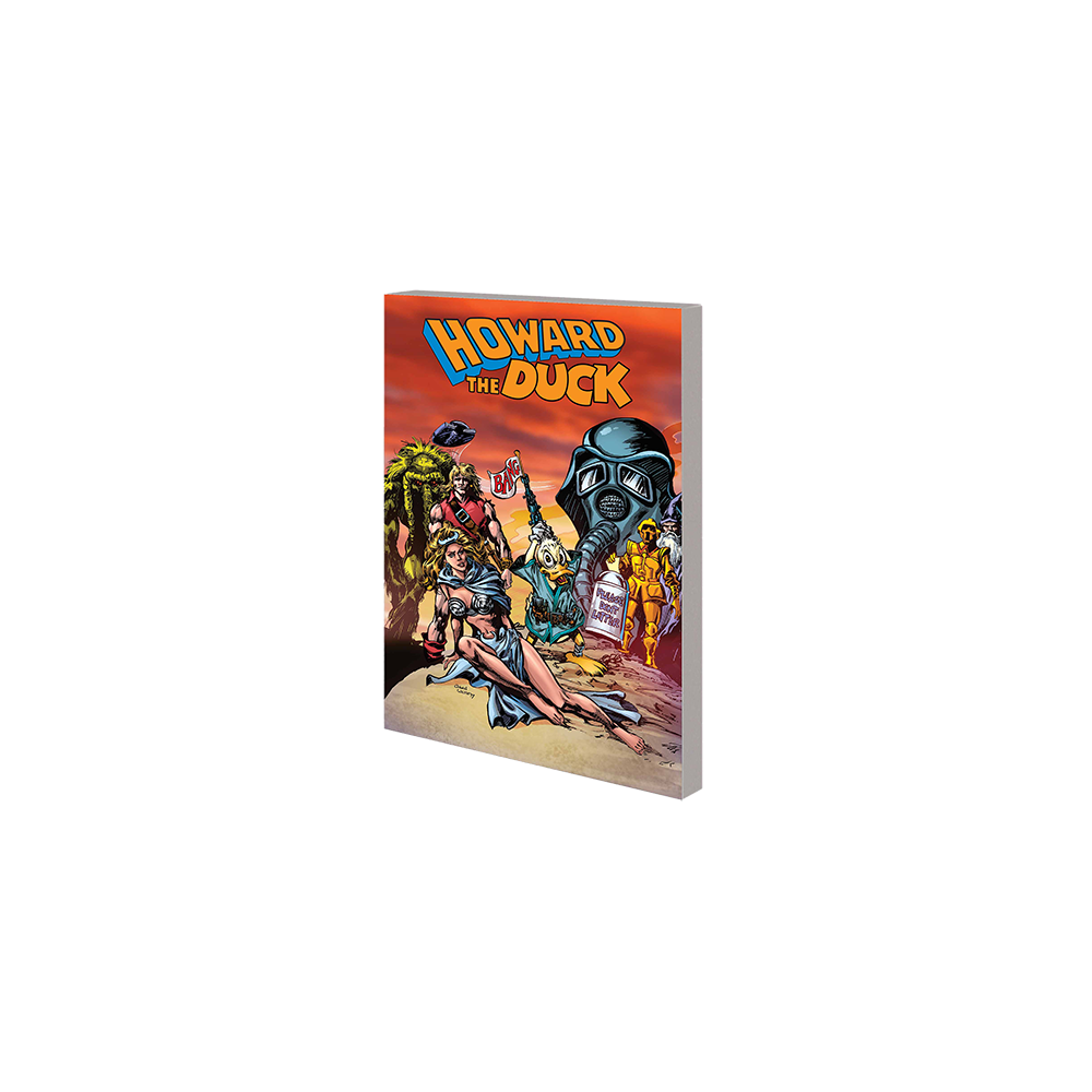 Howard The Duck TP Vol 02 Complete Collection