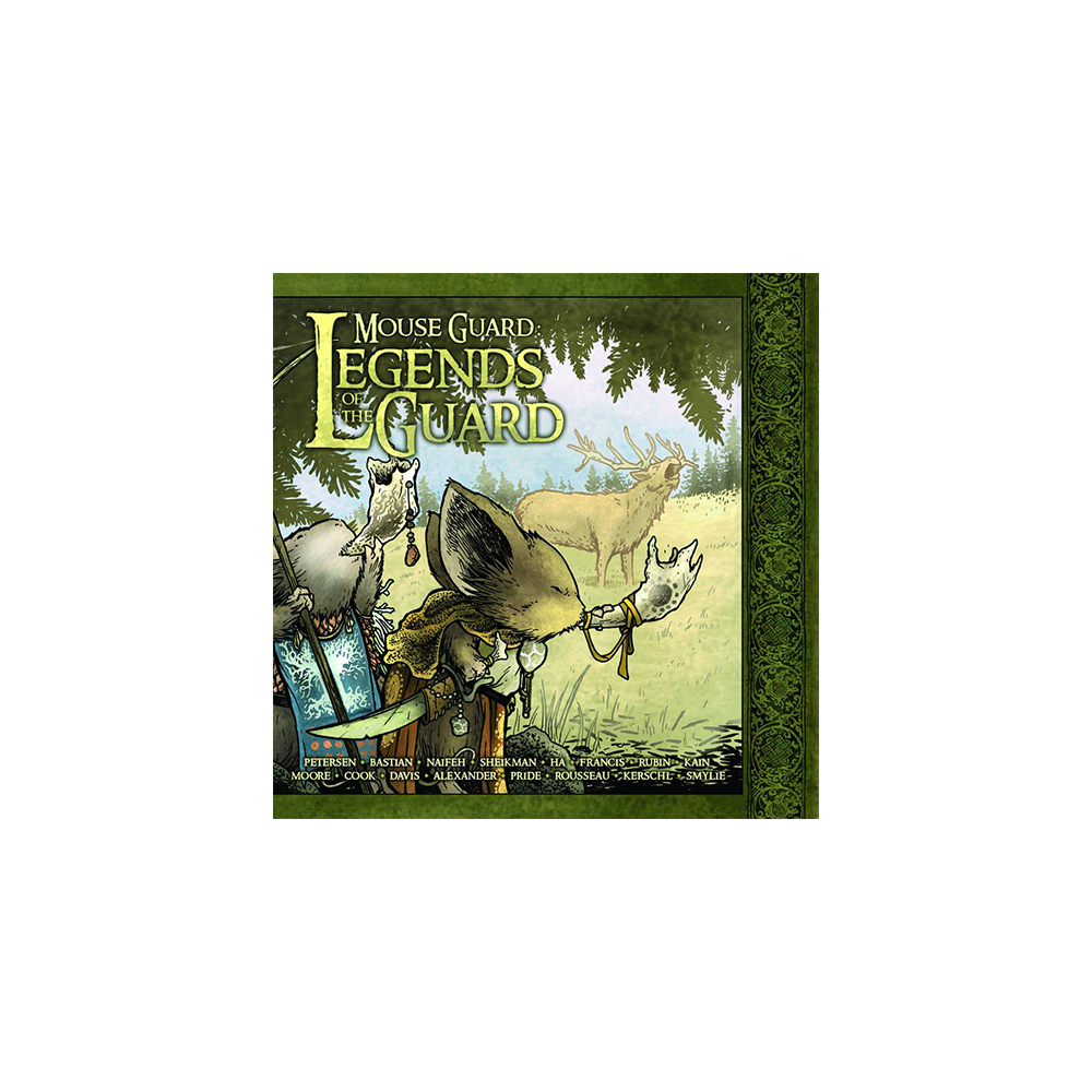 Mouse Guard Legends of the Guard HC Vol 01