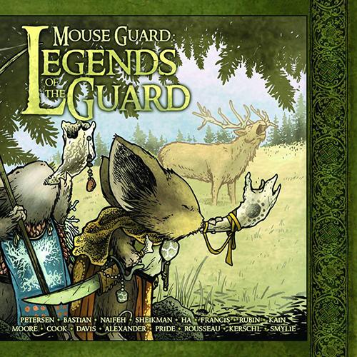 Mouse Guard Legends of the Guard HC Vol 01