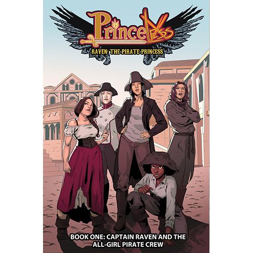 Princeless Raven Pirate Princess TP Vol 01 All Girl Pirate Crew