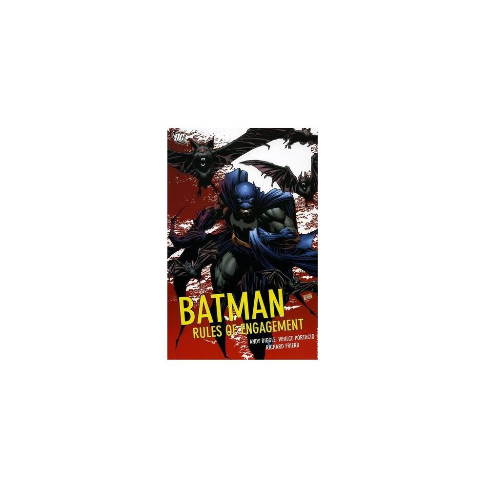 Batman Rules of Engagement HC