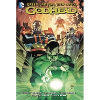 Green Lantern New Gods Godhead HC