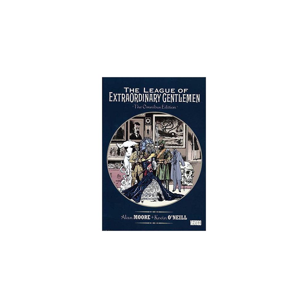 League of Extraordinary Gentlemen Omnibus TP
