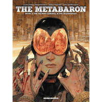 Metabaron HC Book 02 Techno Cardinal and Transhuman