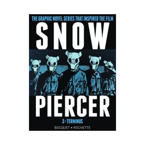 Snowpiercer HC Vol 03 Terminus