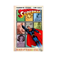 Superman Kryptonite HC