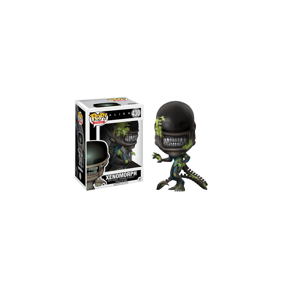 Funko Pop: Alien Covenant - Xenomorph Blood Splatted