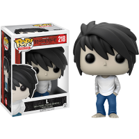 Funko Pop: Death Note - L