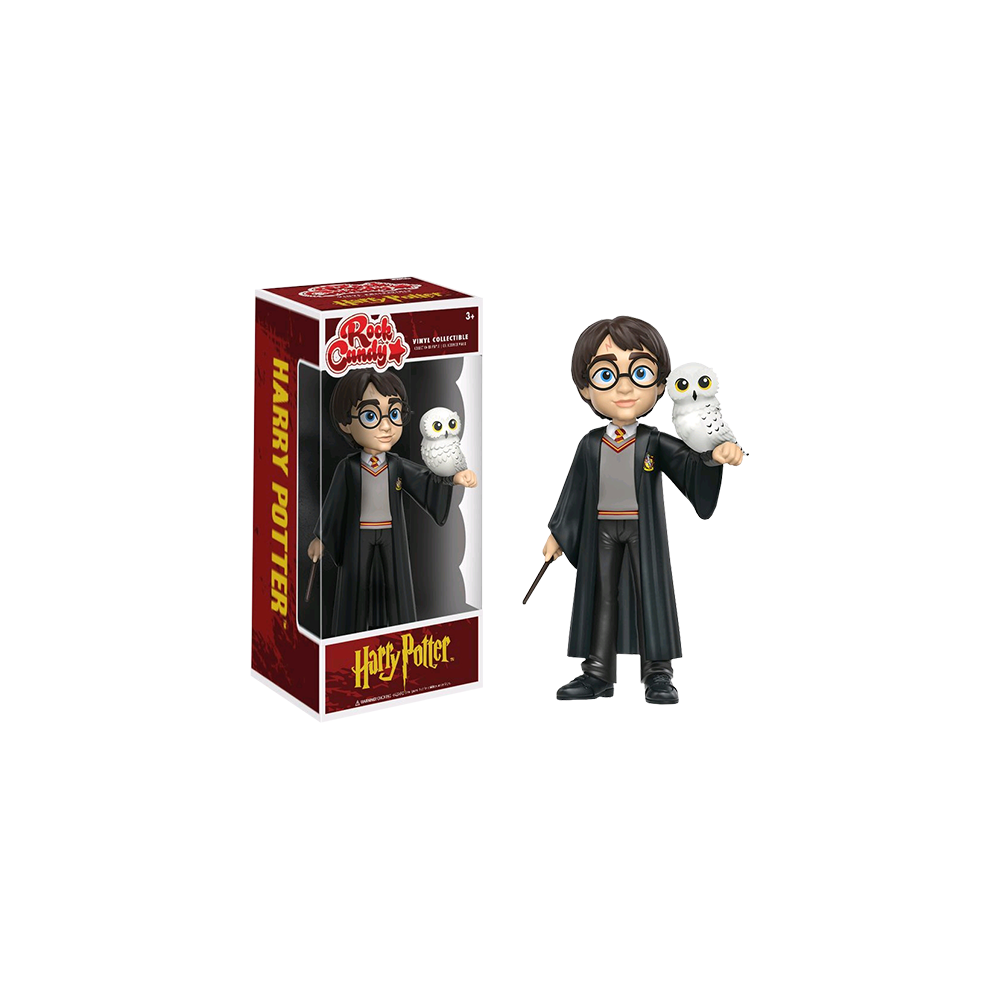 Funko Rock Candy - Harry Potter - Funko Rock Candy - Harry Potter - Harry Potter