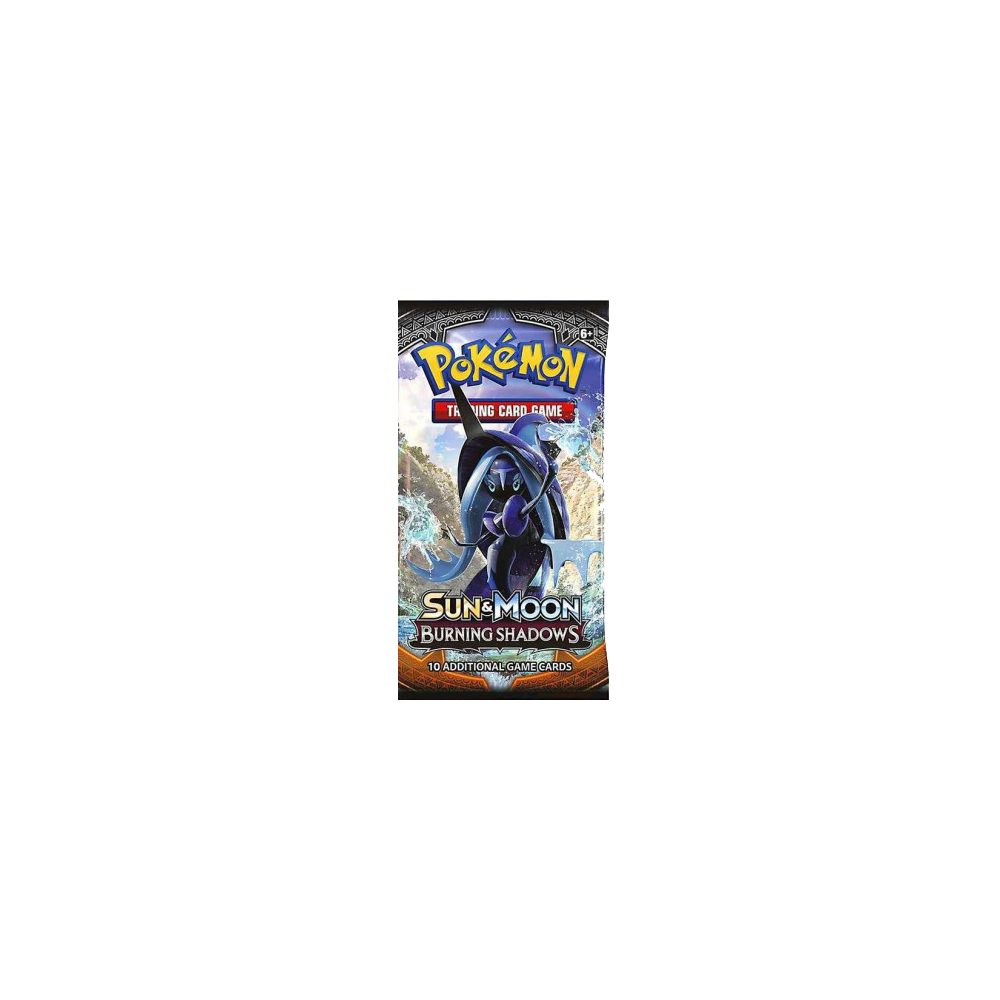 Pokemon Trading Card Game: Sun & Moon Burning Shadows - Booster Pack