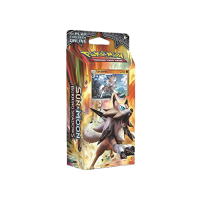 Pokemon Trading Card Game: Sun & Moon Burning Shadows - Lycanroc
