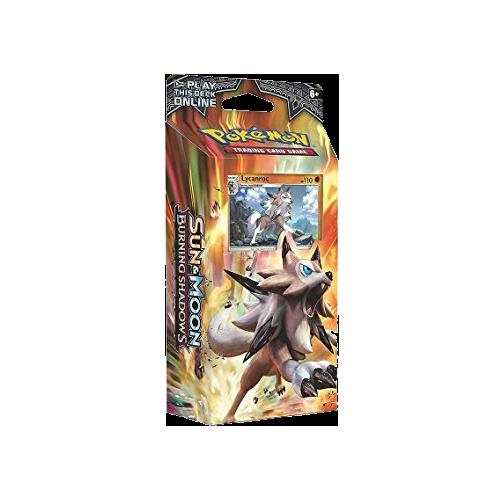Pokemon Trading Card Game: Sun & Moon Burning Shadows - Lycanroc
