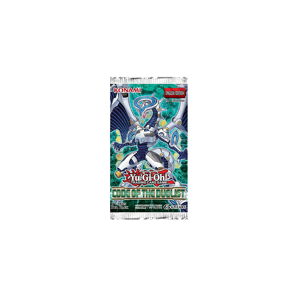 Yu-Gi-Oh!: Code of the Duelist - Booster Pack