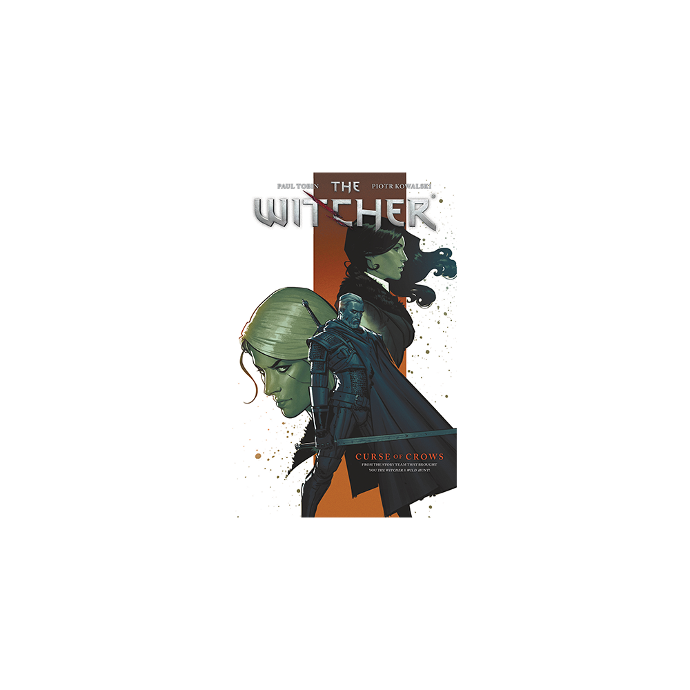 Witcher TP Vol 03 Curse of Crows