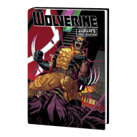 Wolverine Japans Most Wanted HC
