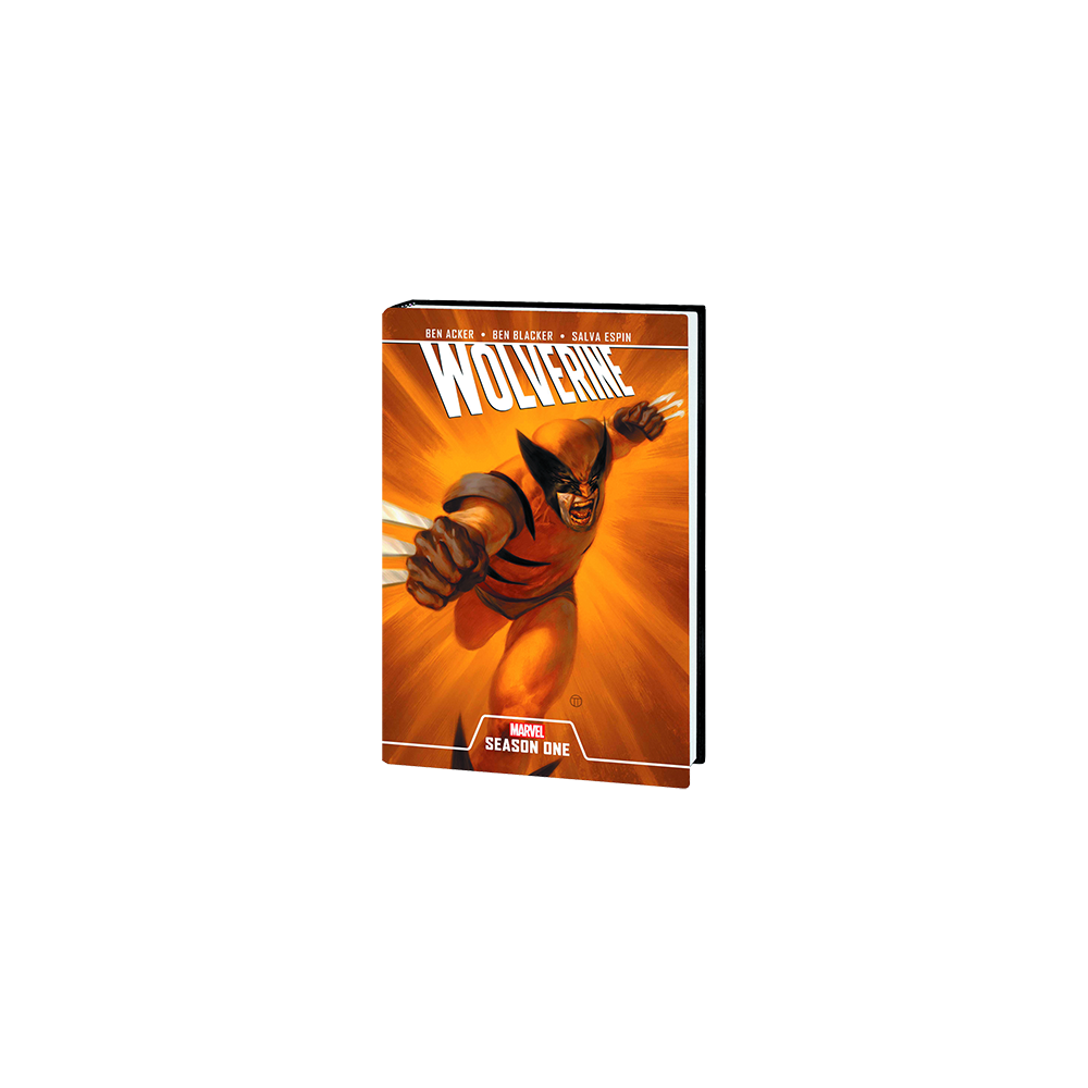 Wolverine Season One Prem HC
