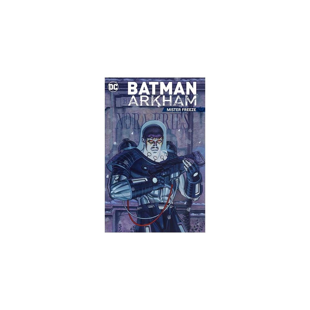 Batman Arkham Mister Freeze TP