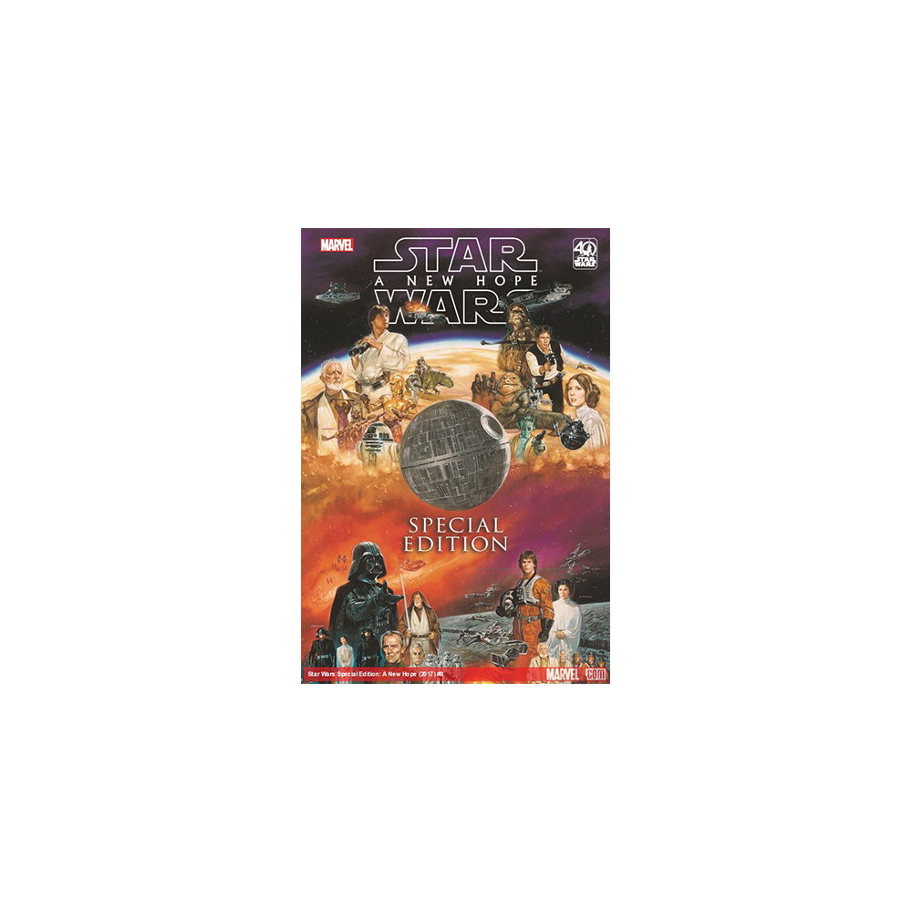 Star Wars Special Edition HC New Hope