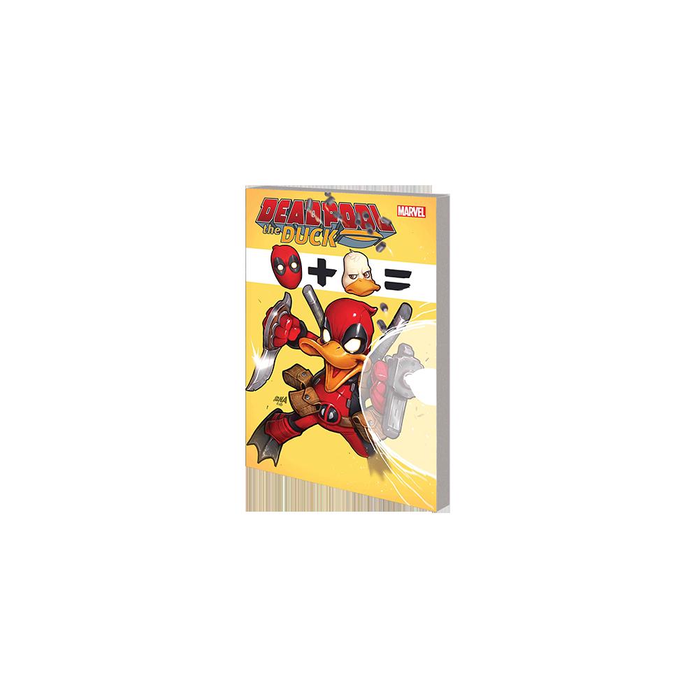 Deadpool The Duck TP