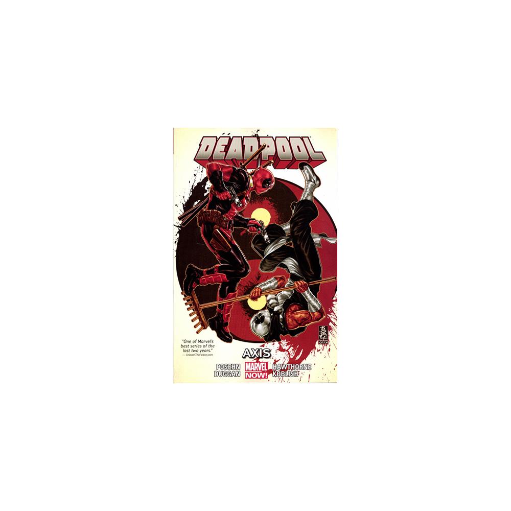 Deadpool TP Vol 07 Axis