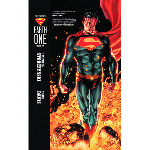 Earth One Superman HC Vol 02