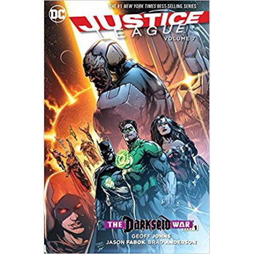 Justice League HC Vol 07 Darkseid War Part 1
