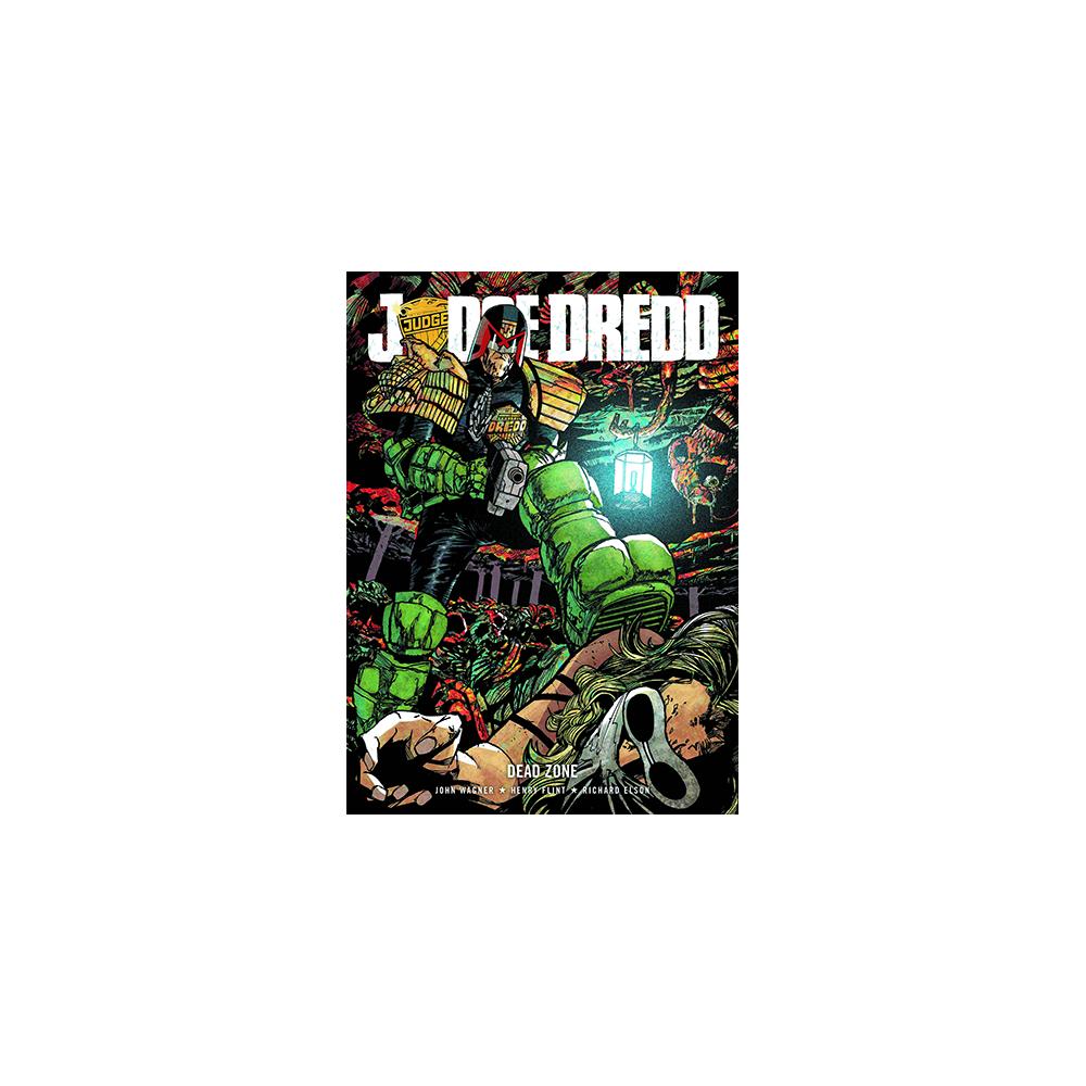 Judge Dredd Dead Zone TP