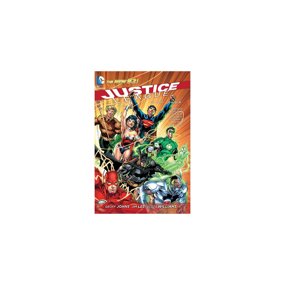 Justice League Volume 1 Origin TP