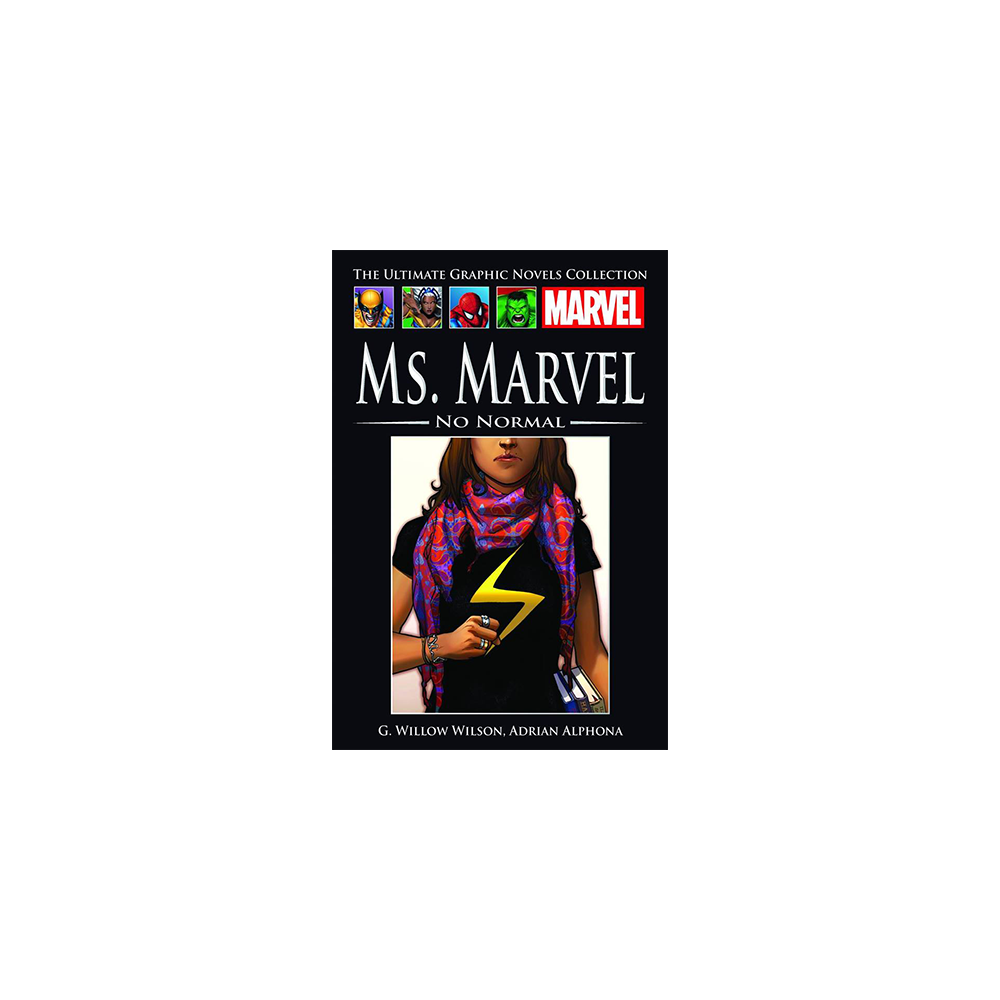 Marvel Graphic Novel Collection Vol 138 Ms. Marvel No Normal HC