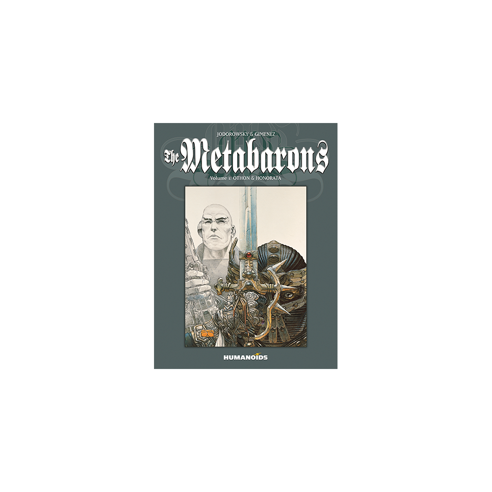 Metabarons Graphic Novel Vol 01 (of 4) Othon and Honorata
