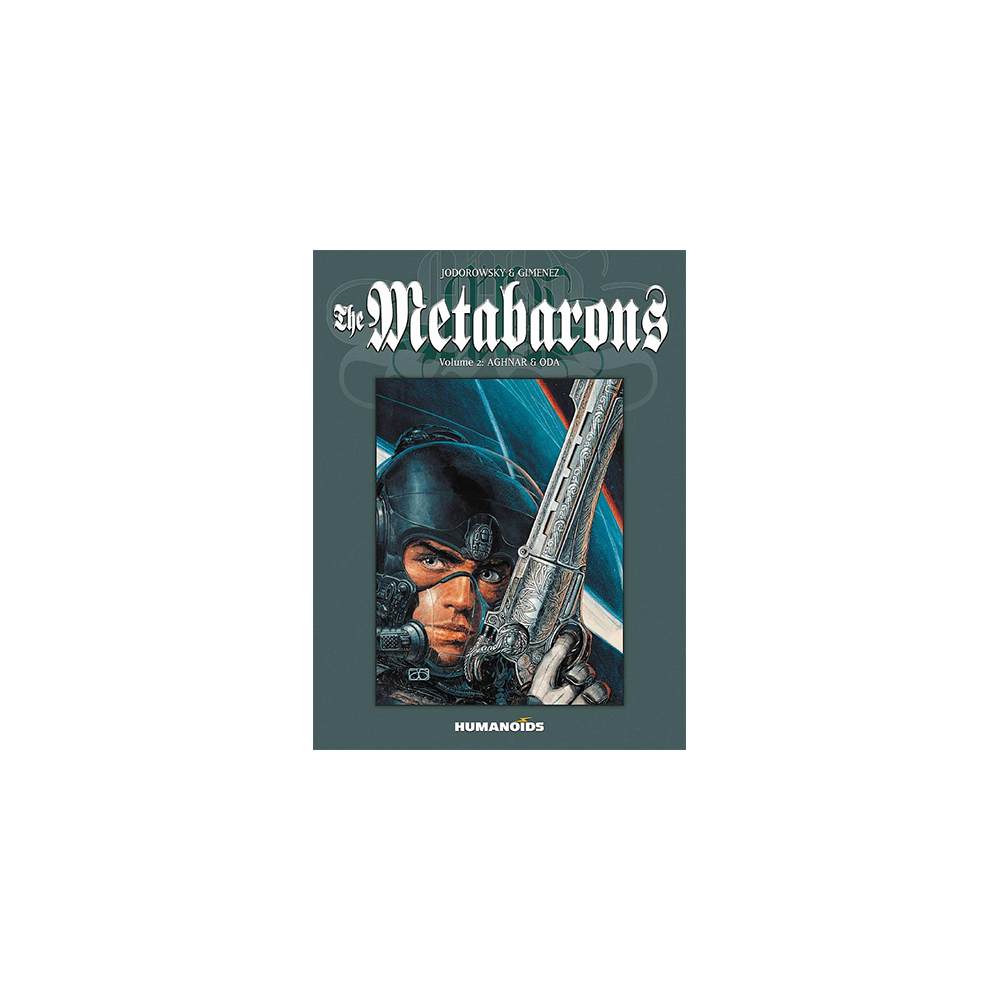 Metabarons Graphic Novel Vol 02 (of 4) Aghnar and Oda