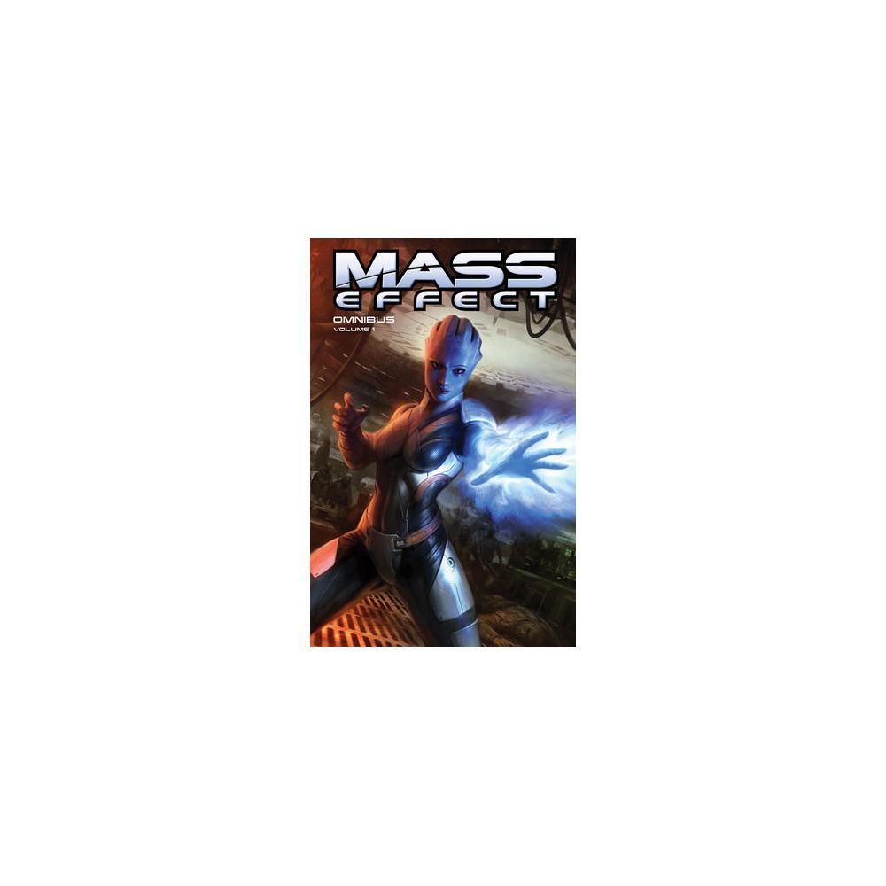 Mass Effect Omnibus TP Vol 01