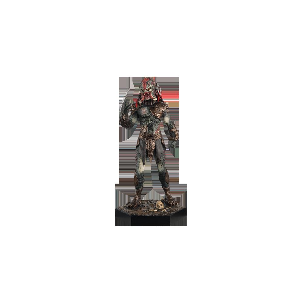 Alien & Predator Figurine Collection no. 9 Berserker Predator From Predators
