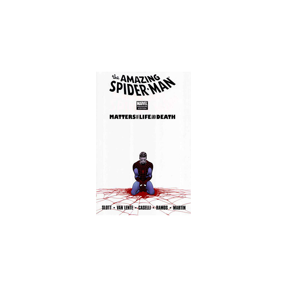 Spider-Man Matters of Life and Death TP