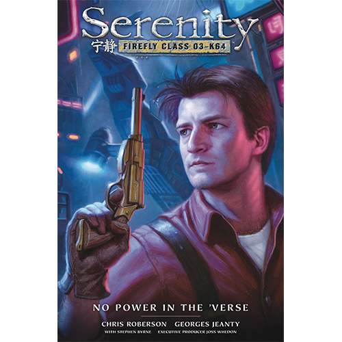 Serenity HC Vol 05 No Power In The Verse