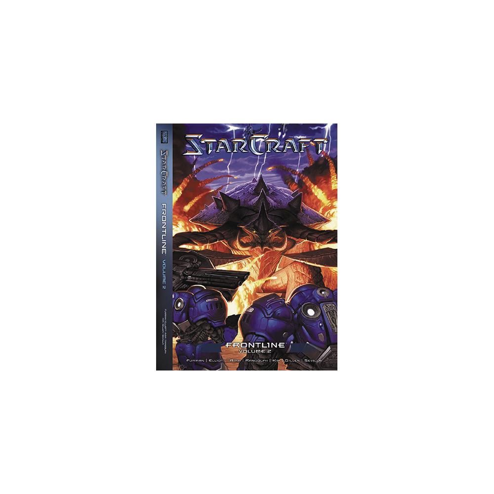 Starcraft Frontline TP Vol 02