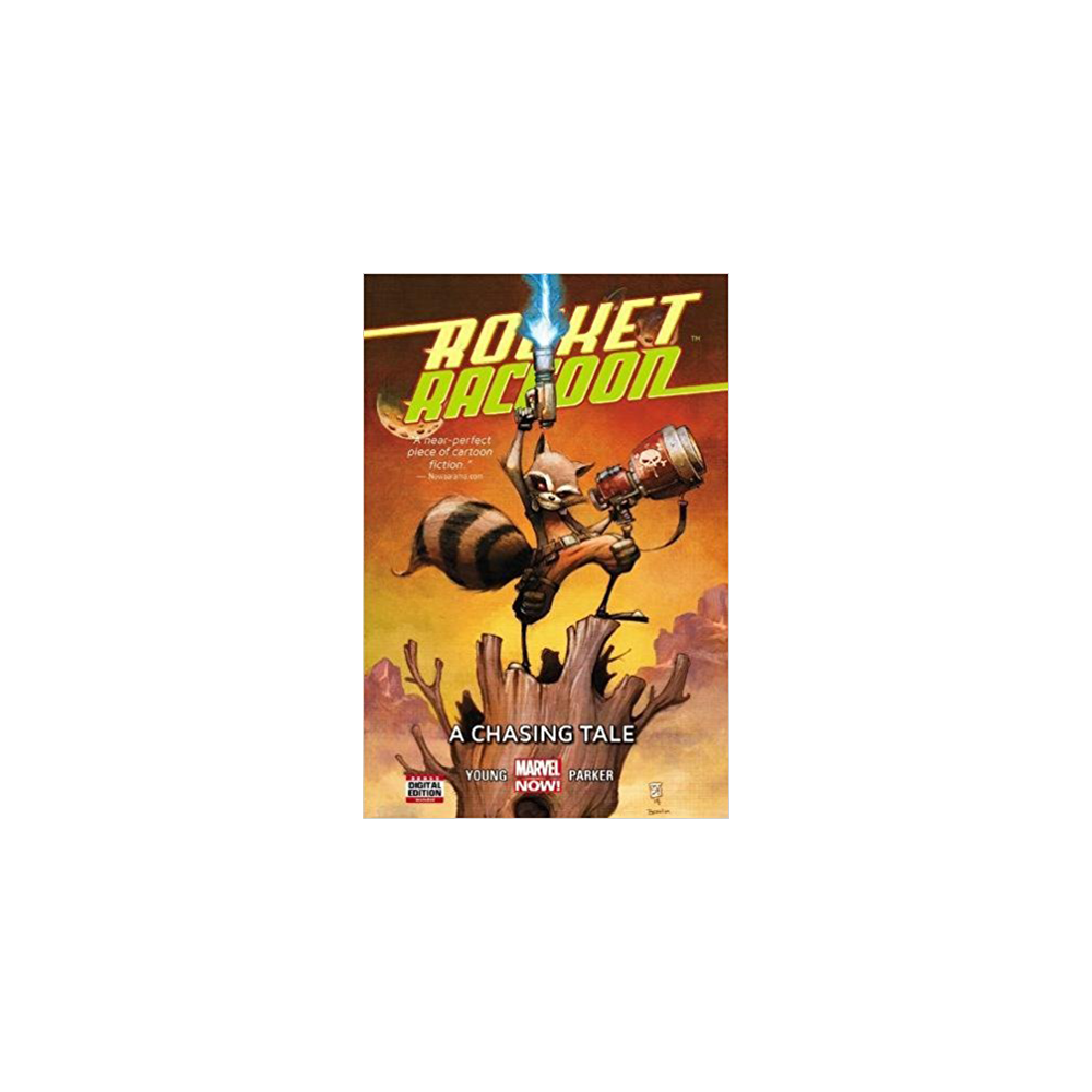 Rocket Raccoon Vol 01 A Chasing Tale TP
