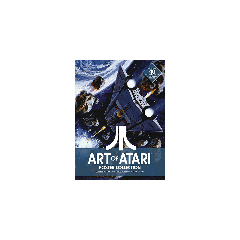Art of Atari Poster Collection SC
