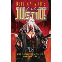 Lady Justice TP Vol 01