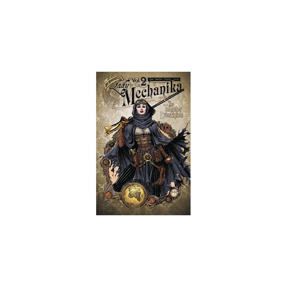 Lady Mechanika TP Vol 02 Tablet of Destinies