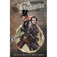 Lady Mechanika TP Vol 03 Lostboys of West Abbey